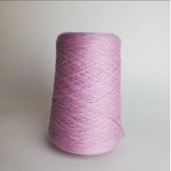 Итальянская пряжа FULLNESS Loro Piana (кашемир 70%, шелк 30%, 550 м/100 гр., розовый)