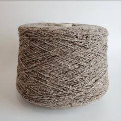 Итальянская Пряжа Bottonato art.Corvara твидовая пряжа (55% Меринос,25% хлопок,20% па,метраж 270м/100гр)
